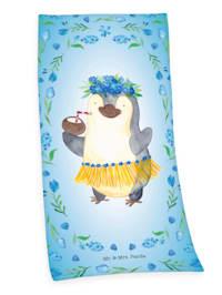 Mr & Mrs Panda -aiheinen kylpypyyhe