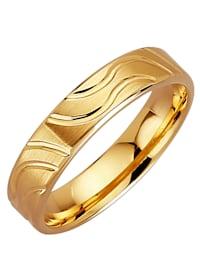 Alliance en or jaune