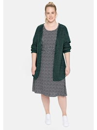 Kleid aus nachhaltiger Viskose