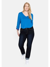 Jeans mit REPREVE® Polyesterfasern