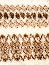 Coussin de nuque en laine vierge