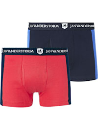 Jan Vanderstorm 2er Pack Retroshort JERK