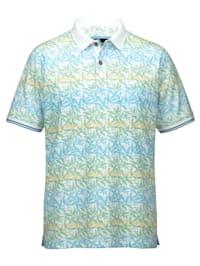 Polo tričko s vynikajúcimi vlastnosťami materiálu