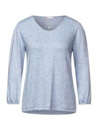 Softes Shirt in Melange
