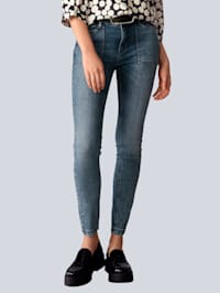 Jeans im Worker-Style