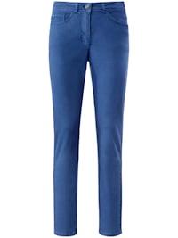 """5-Pocket-Jeans """"Julienne"""" in Coloured Denim"""