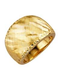Naisten sormus 750-keltakultaa