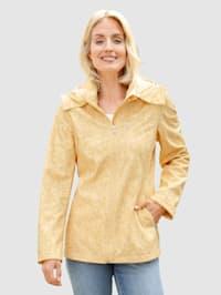 Softshell bunda s hrejivou flísovou podšívkou