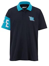 Poloskjorte i lett materiale