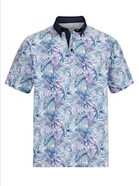 Tričko kvetinová potlač