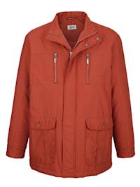 Jacke mit praktischen Taschen