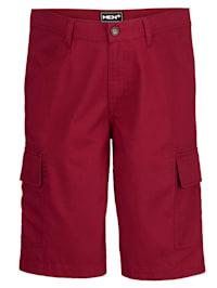 Shorts i bermudamodell