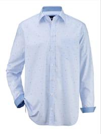 Košile s trendovým potiskem
