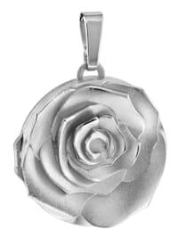 Medaillon Anhänger Silber 925