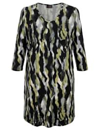 Longshirt in batiklook