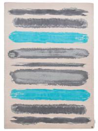 Flachflorteppich Happy stripe