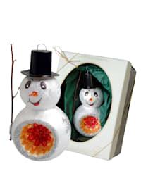 Weihnachtshänger 'Schneemann'