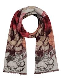 Sjaal van heerlijk zacht materiaal
