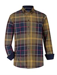 Hemd in weicher Twill-Qualität