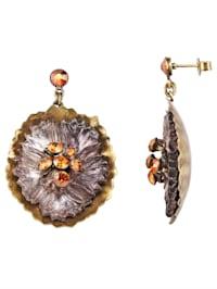Boucles d'oreilles avec cristaux Swarovski 5450543497143