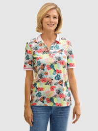 Shirt mir floralem Druck