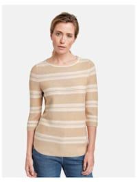3/4 Arm Pullover organic cotton