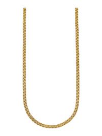 Halskette in Gelbgold 375