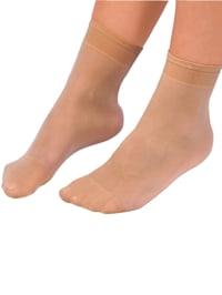 Socquettes confort