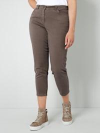 Kalhoty v 5-kapsovém střihu
