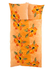 Jemné biber ložní prádlo 2-d. Delia