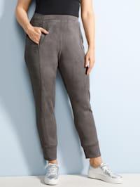 Jogpant à poches zippées