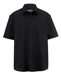 Kortärmad skjorta av 100% bomull