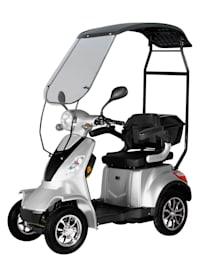 Vierrad Elektroroller 15km/h mit WWS