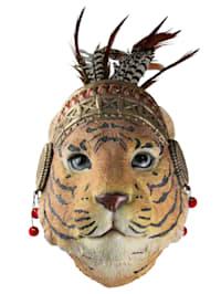 Wand-Deko, Tiger