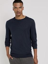 Pullover aus Modalgemisch