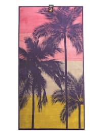 Strandtuch Velour 'Miami'