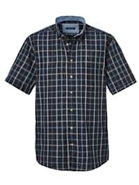 Košeľa v ľahkej letnej kvalite
