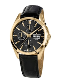 Herren-Uhr-Automatik-Chronograph Serie: Derby Automatic, Kollektion: Classic: 1- 1925D