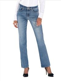 Jeans mit LIFT&TUCK-Technologie