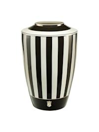 Goebel Vase Maja von Hohenzollern - Design Stripes