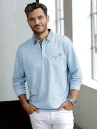 Sweatshirt mit maritimem Druck