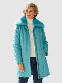 Krátky kabát teplo vatovaná