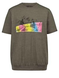 T-shirt Coupe spéciale