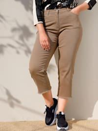 Culottes-housut – avoimet lahkeensuut