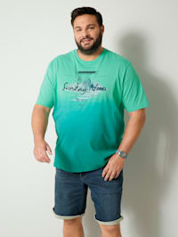 T-shirt van zuiver katoen