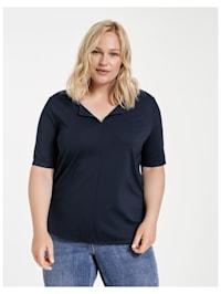 Shirt aus fester Jersey-Qualität