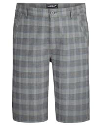 Shorts med vackert rutmönster