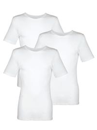 Hemd met korte mouwen