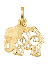 Hänge, elefant