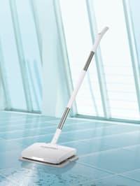 CLEANmaxx Akku-Vibrations-Mopp mit LED-Beleuchtung